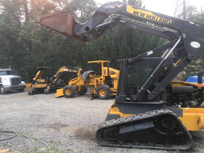 Licensed Construction Cement Amp Excavation Contractor For